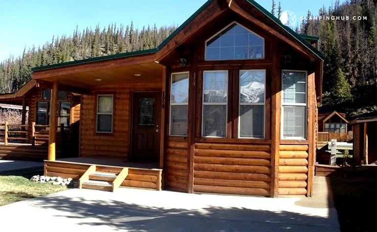 Cozy wooden cabins near vail ski resort colorado for Affitti vail colorado cabin