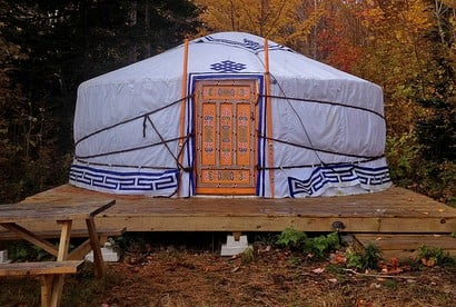 Strange Luxury Camping In Cape Breton Island Glamping Hub Beutiful Home Inspiration Ommitmahrainfo