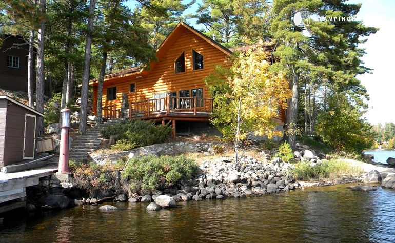 cabin rental near voyageurs national park minnesota rh glampinghub com Deep Creek Lake Cabin Rentals Silver Lake Cottage Rentals