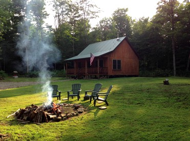 Cozy Cabin Rentals Finger Lakes N Y Lodging In Central