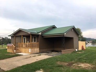 Rustic Log Cabin Rentals near Columbus | Glamping Hub