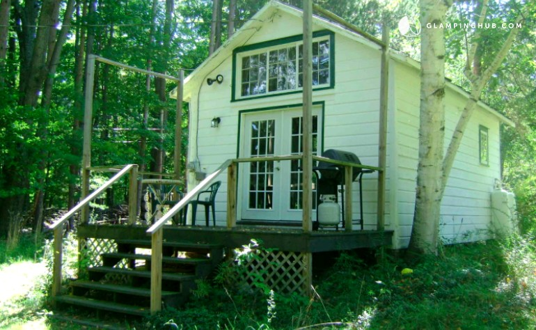 rentals york cabin tmp from map destination welcome cabins vacation short term to ny new