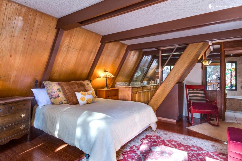 A Frame Cabin Rental In North Lake Tahoe