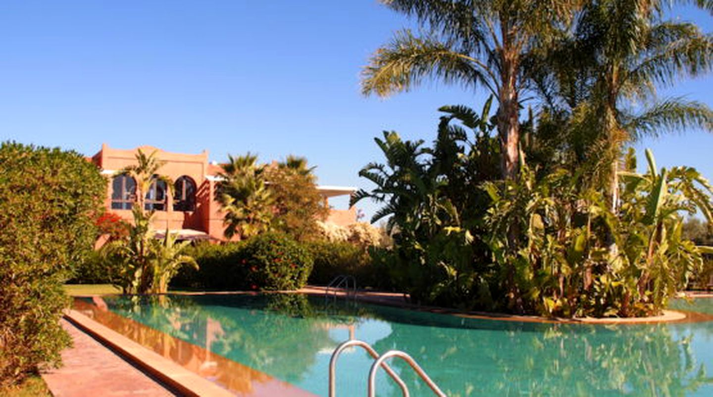 Accommodation in Morocco`s Atlas Mountains