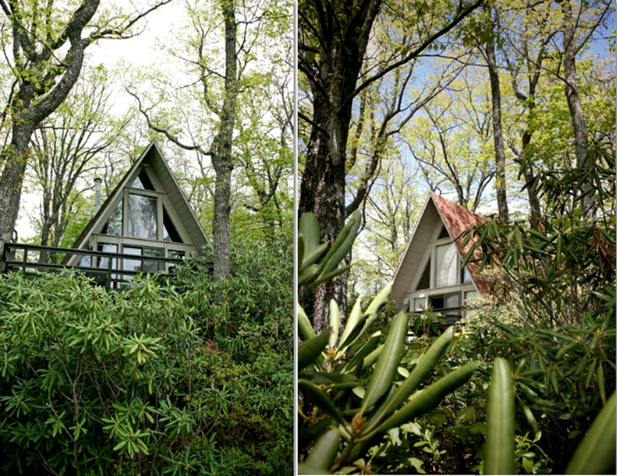 A-Frame Cabins (Burnsville, North Carolina, United States)