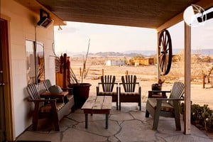 Photo of Desert Cabin with Swimming Pool and Horse Corral, California