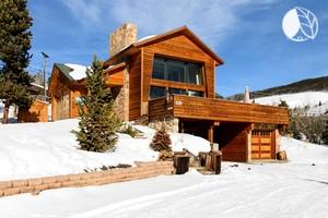 Glamping in colorado colorado luxury camping sites for Keystone colorado cabin rentals