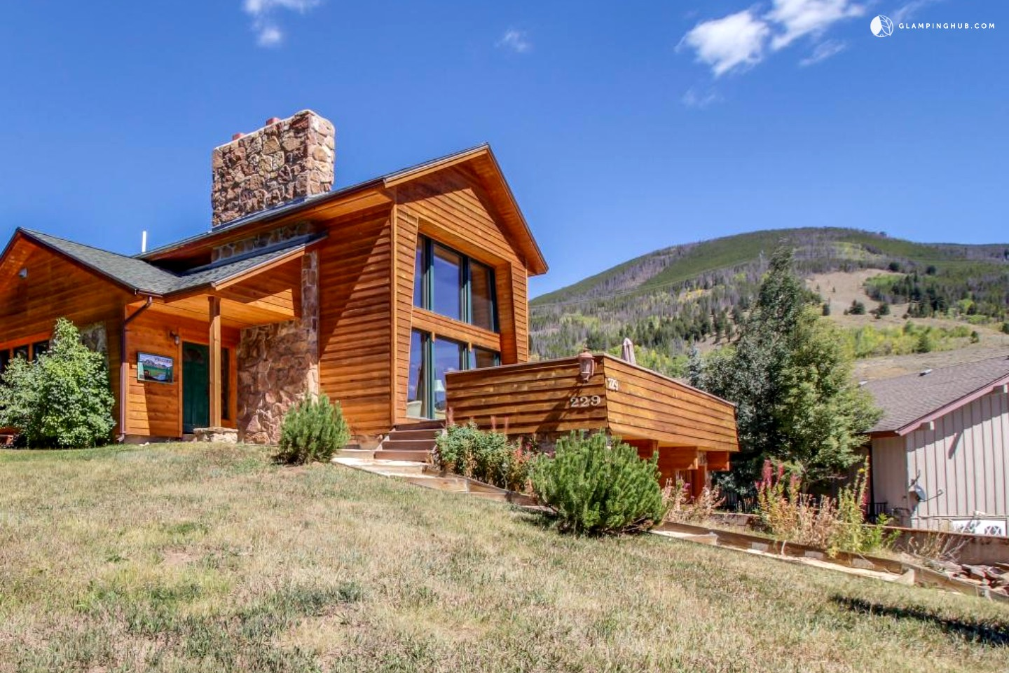 Cabin on lake dillon in keystone colorado for Cabin rentals near denver colorado
