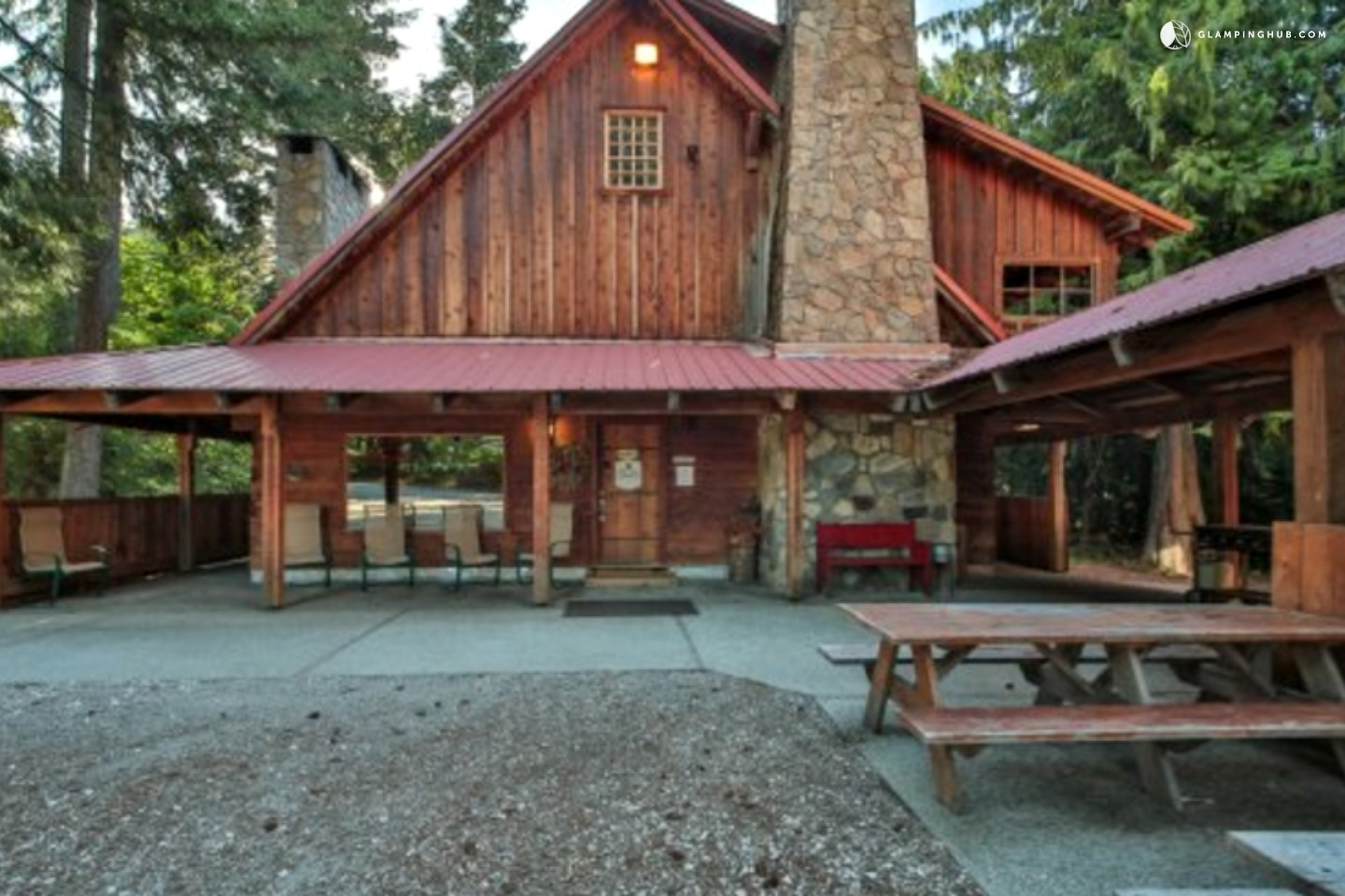Mountain Cabin Rental For Groups Near Leavenworth