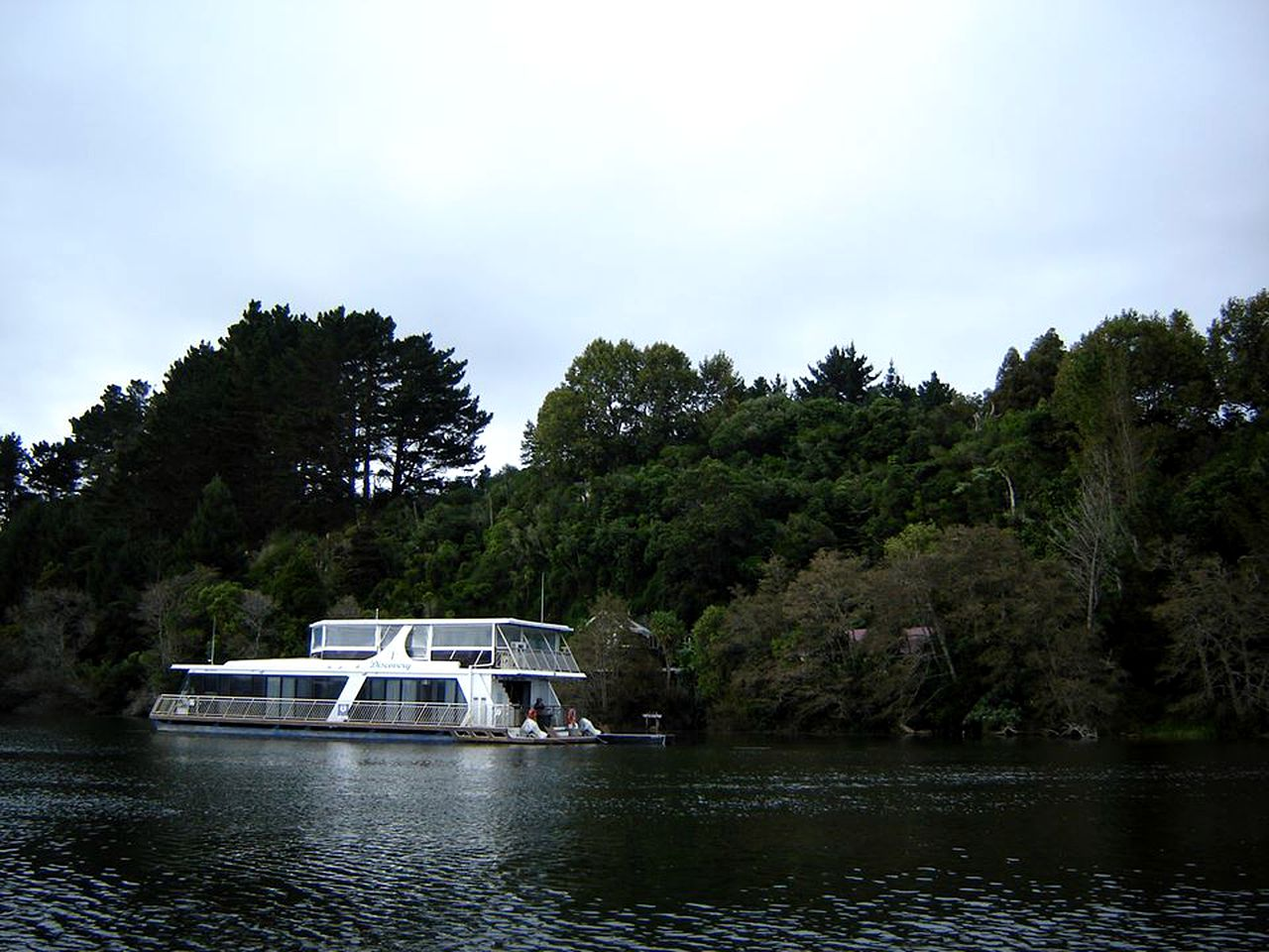 Boats & Floating Homes (Tuakau, North Island, New Zealand)