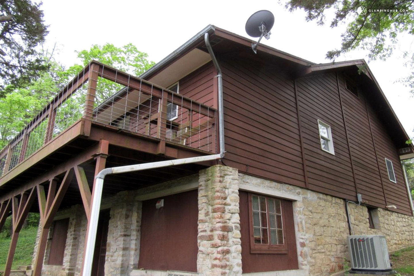 Cabin Rental Near Table Rock Lake And Branson Missouri
