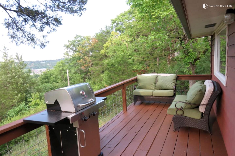 Cabin Rental Near Table Rock Lake And Branson Missouri