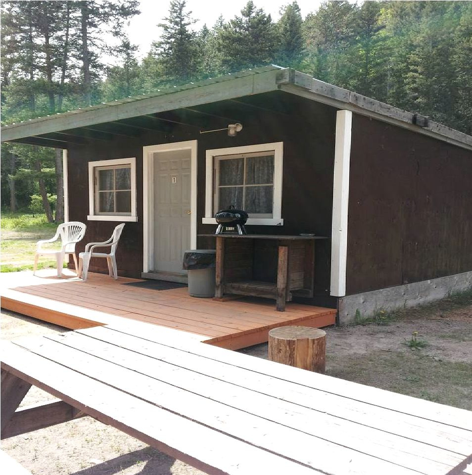 Cabins (Westbridge, British Columbia, Canada)