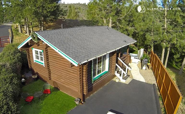 Luxury Cabin Rental Southern California