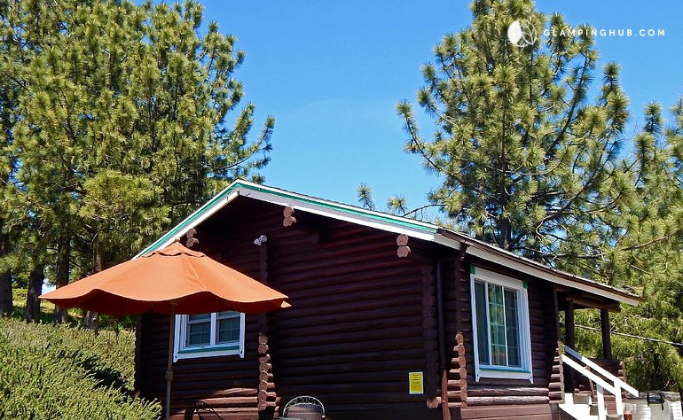 Luxury cabin rental southern california for Cabin rentals in southern california