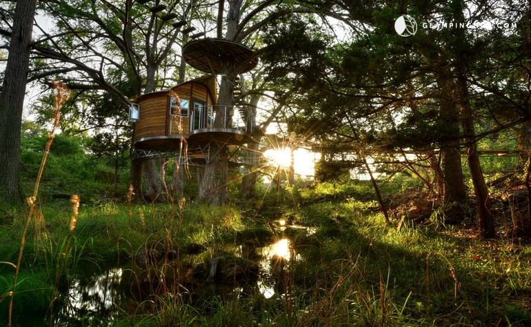 Tree House Rentals Near Austin