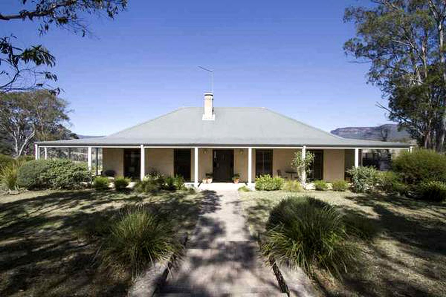 Holiday cottage in Megalong Valley, New South Wales