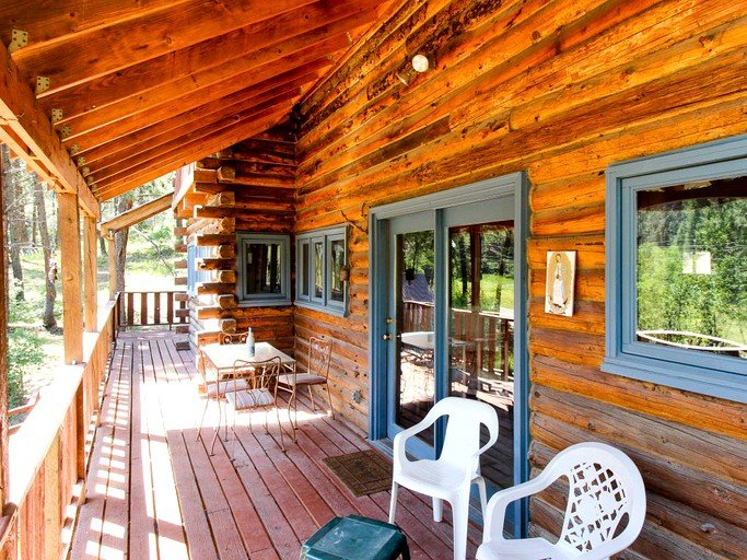 Dog Friendly Log Cabin In Scenic Mountains Of Durango Colorado
