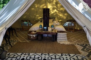 Bell Tents & Tent and Tipi Camping in Lake Tahoe