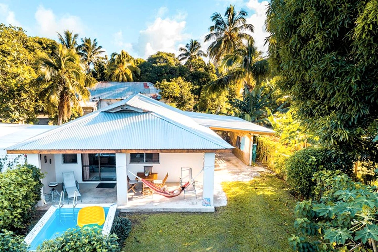 Lovely beach cottage for unforgettable Rarotonga holidays