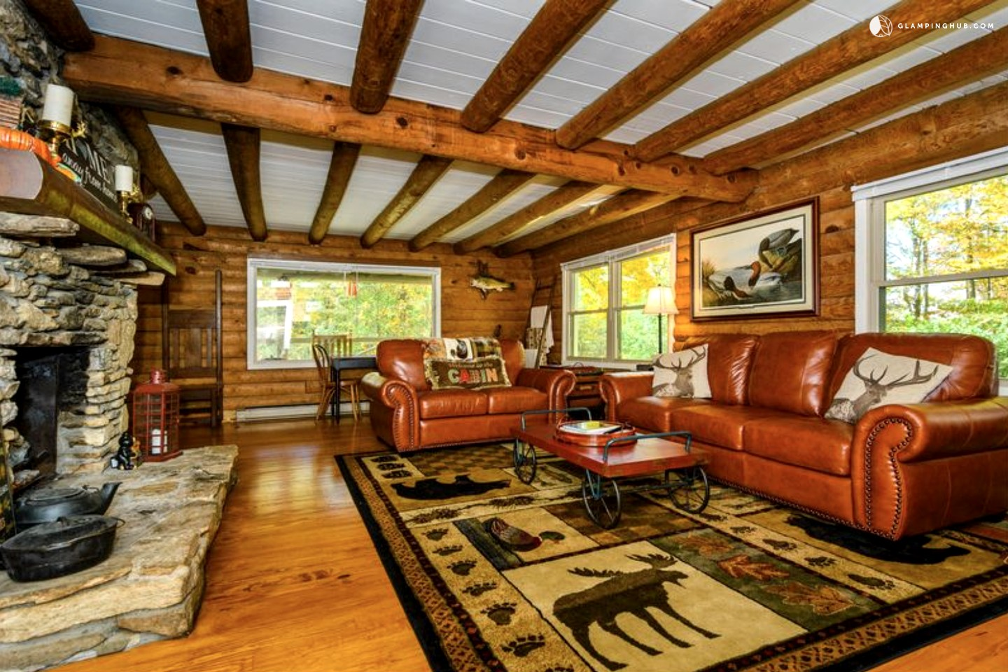 cabin rental with hot tub near asheville north carolina