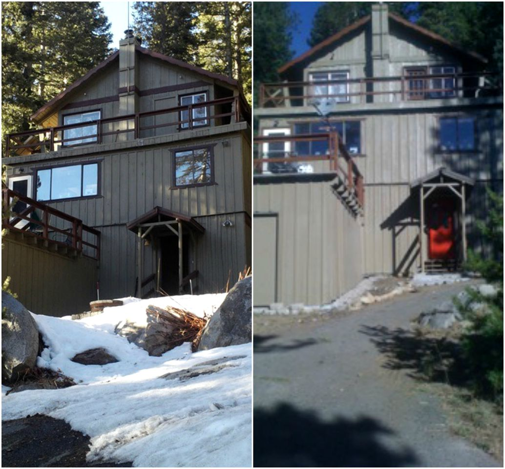 Cabins (Twin Bridges, California, United States)
