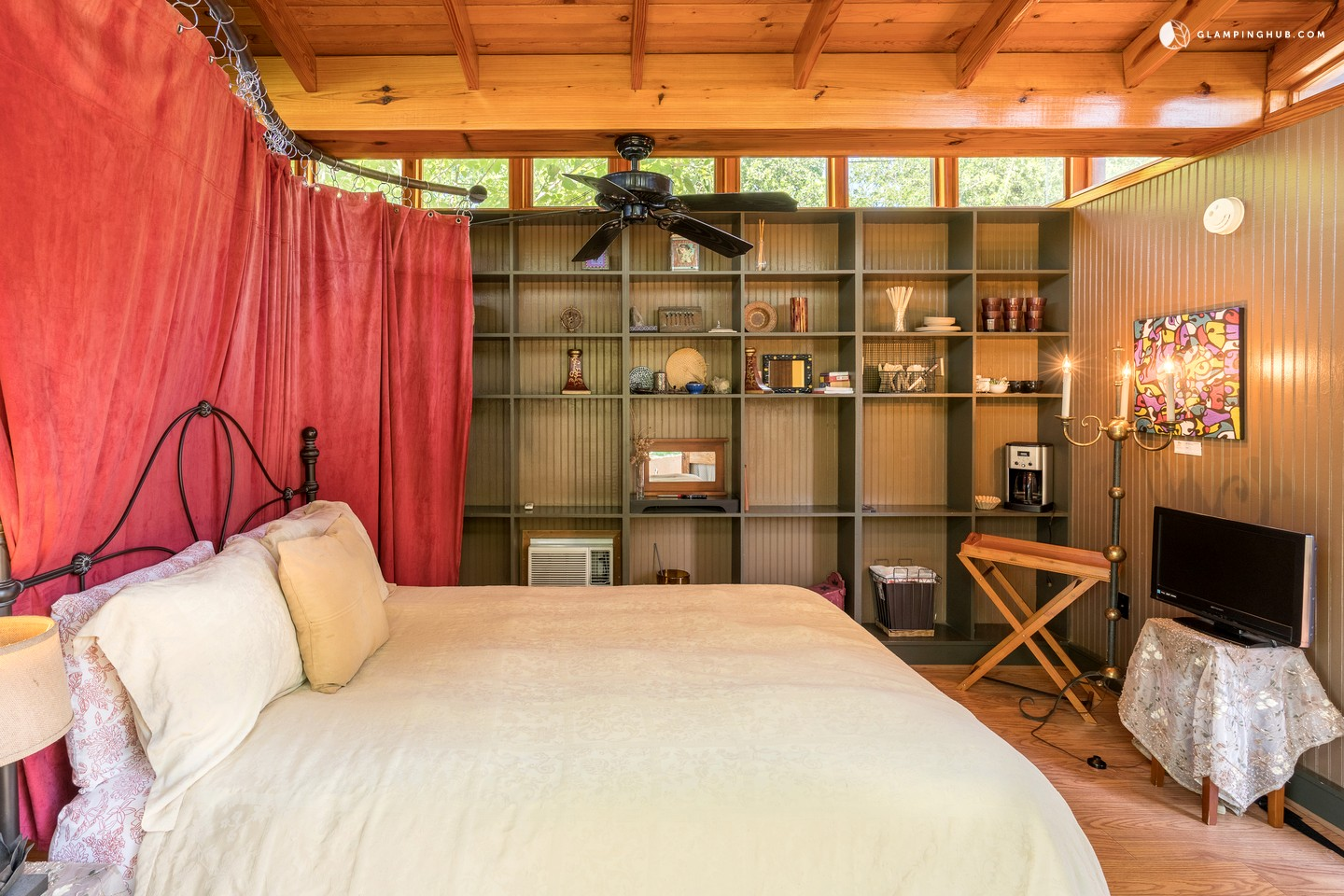 Eco Cabins In Texas Hill Country Offer Yoga Retreats Near