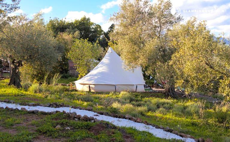 & Eco-Friendly Tents in Costa del Sol Spain