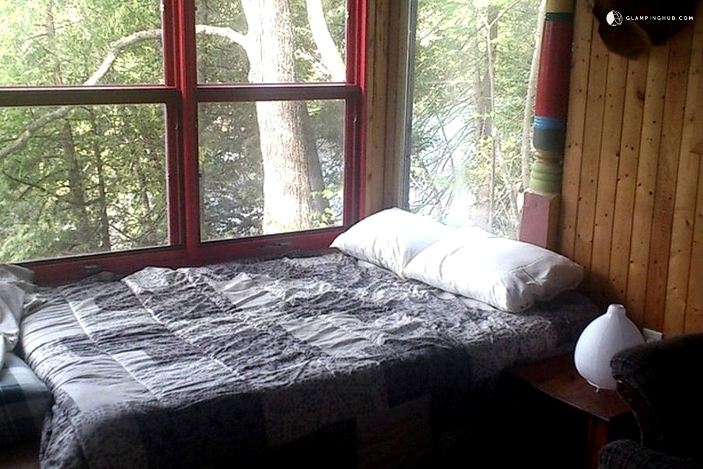 Eco Friendly Tree House Canada Glamping Tree House Ontario