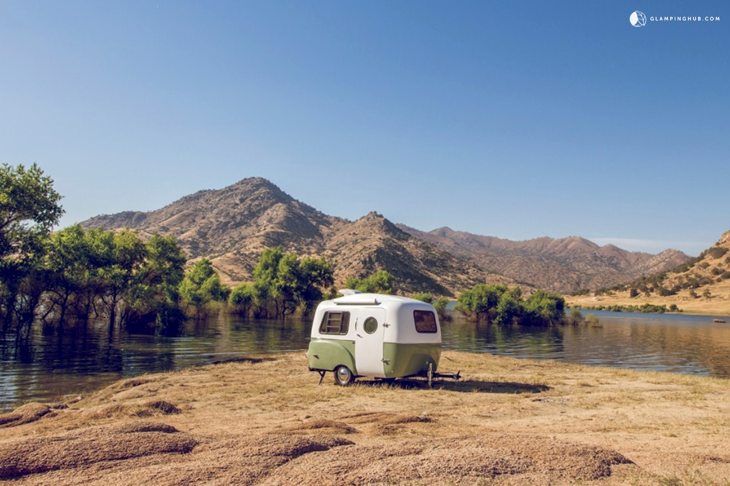 Photo of Eco-Friendly Ultra-Lightweight Travel Camper Accommodations in Southern California