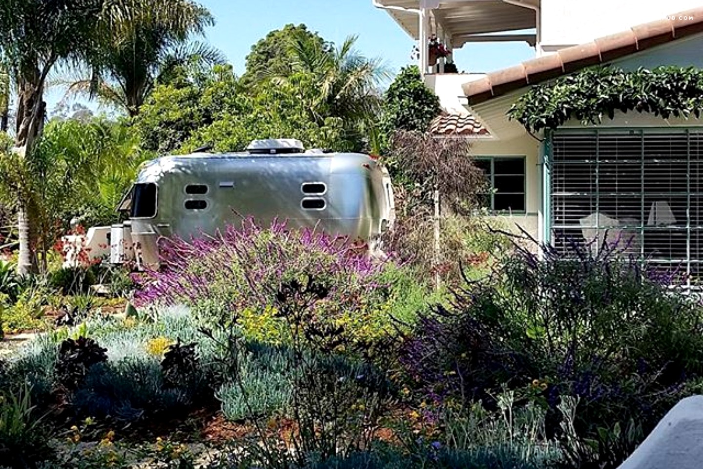 Airstream in southern california for Airstream rentals santa barbara
