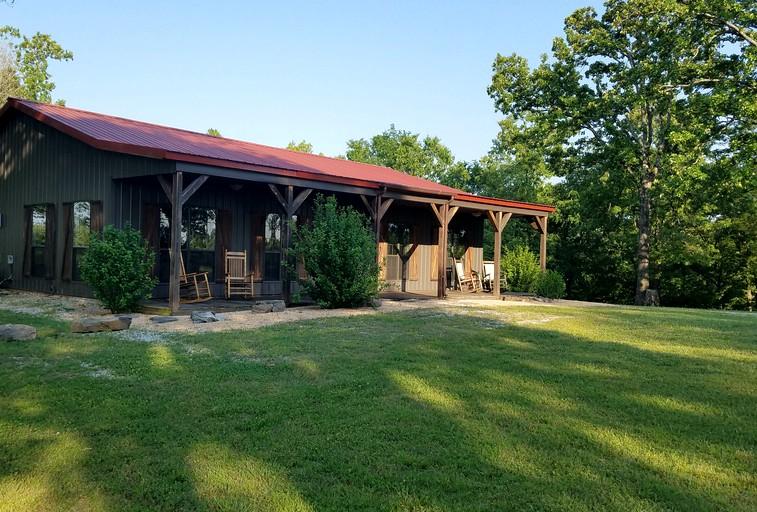 Cabin Near Buffalo River National Park Arkansas