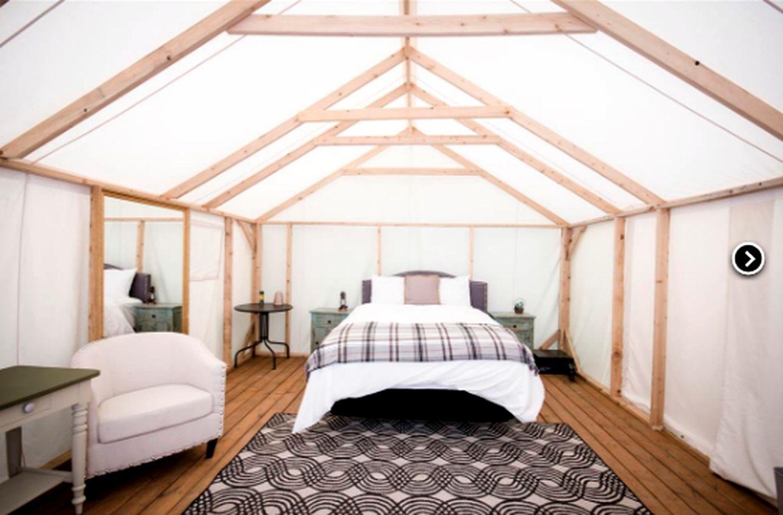 Romantic Camping Retreat in the Trees! | Ottawa, Canada awaits