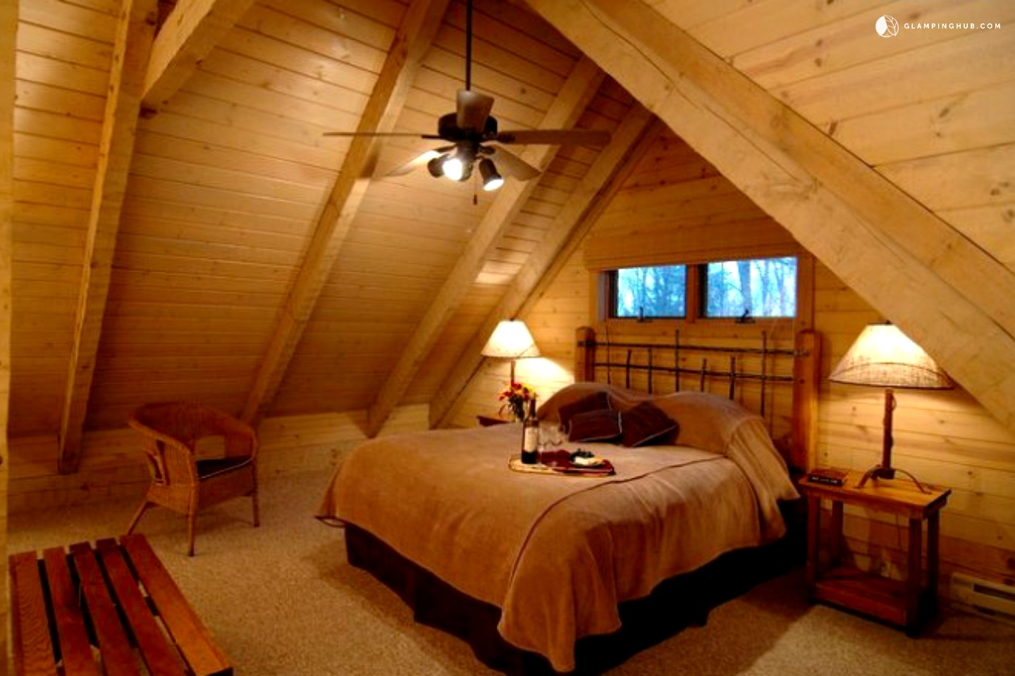 Luxury Cabins On Savage River Maryland Glamping In Maryland