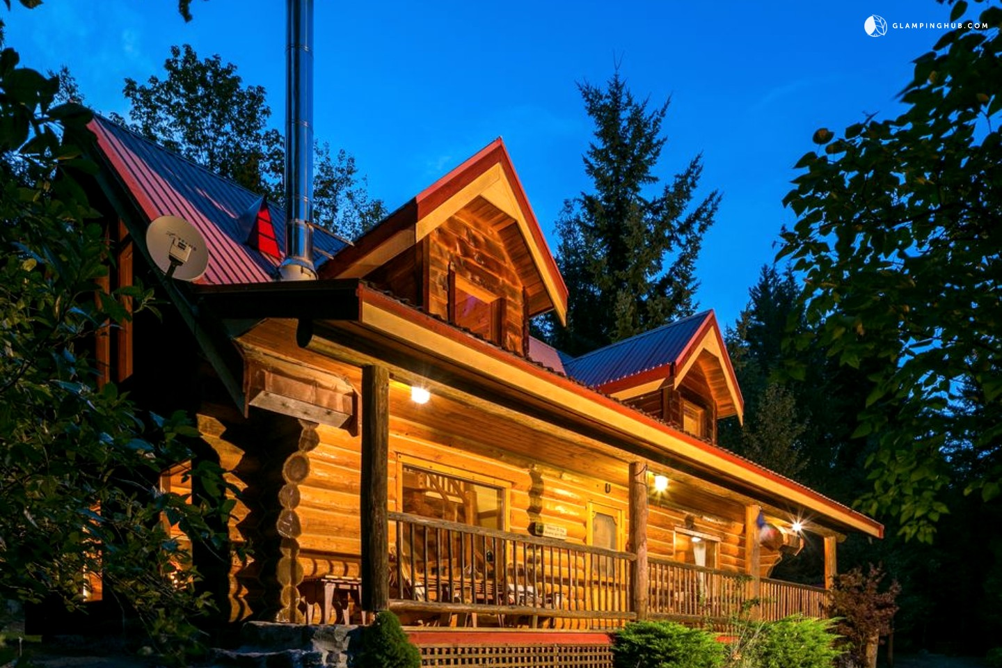 Cabin Rental Near Whistler British Columbia