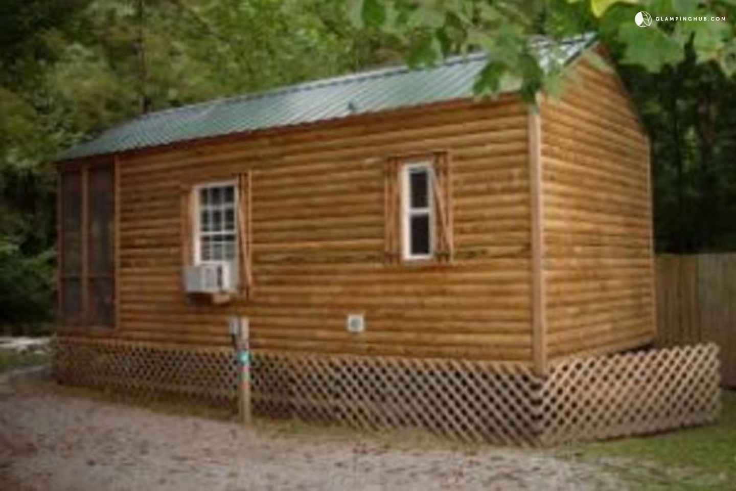 Cabin In The Woods Of Nantahala National Forest North
