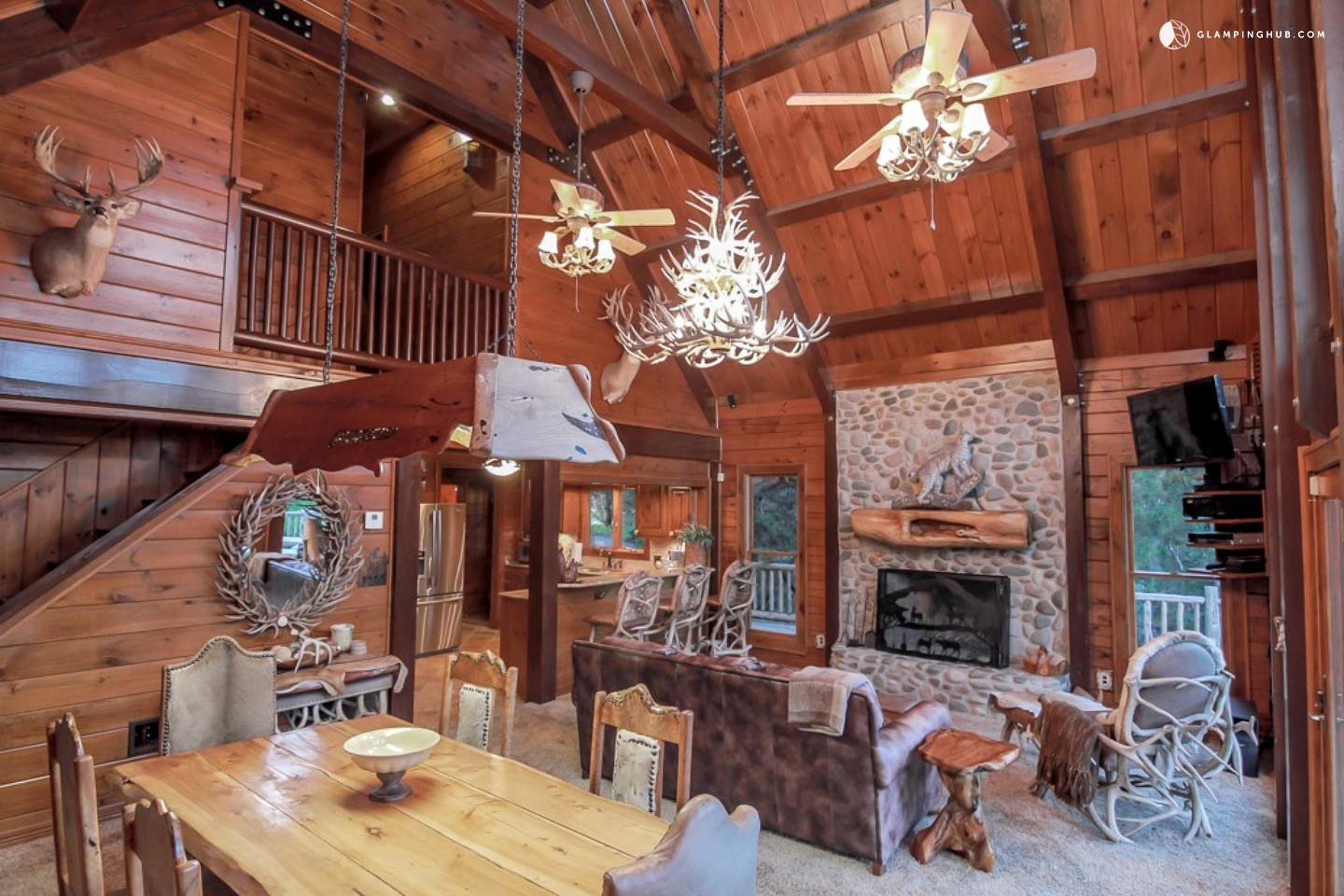 Luxury ranch cabin texas Luxury ranch texas