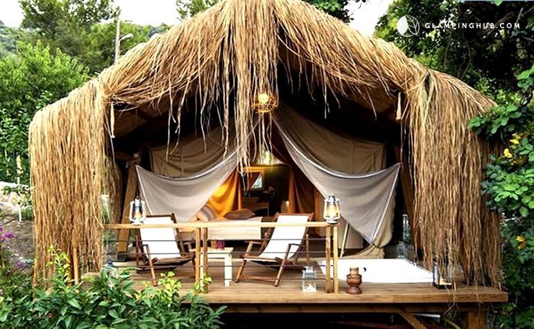 & Exclusive Safari Tents Mediterranean Turkey | Glamping Turkey
