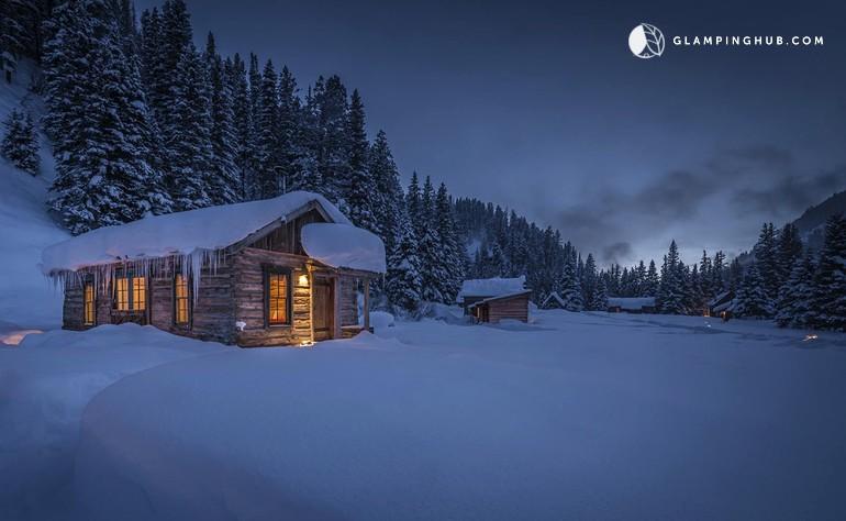 Secluded Cabin Rental Near Mcphee Reservoir Colorado