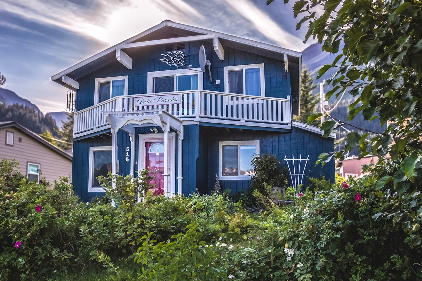 Nature Lodges (Seward, Alaska, United States)