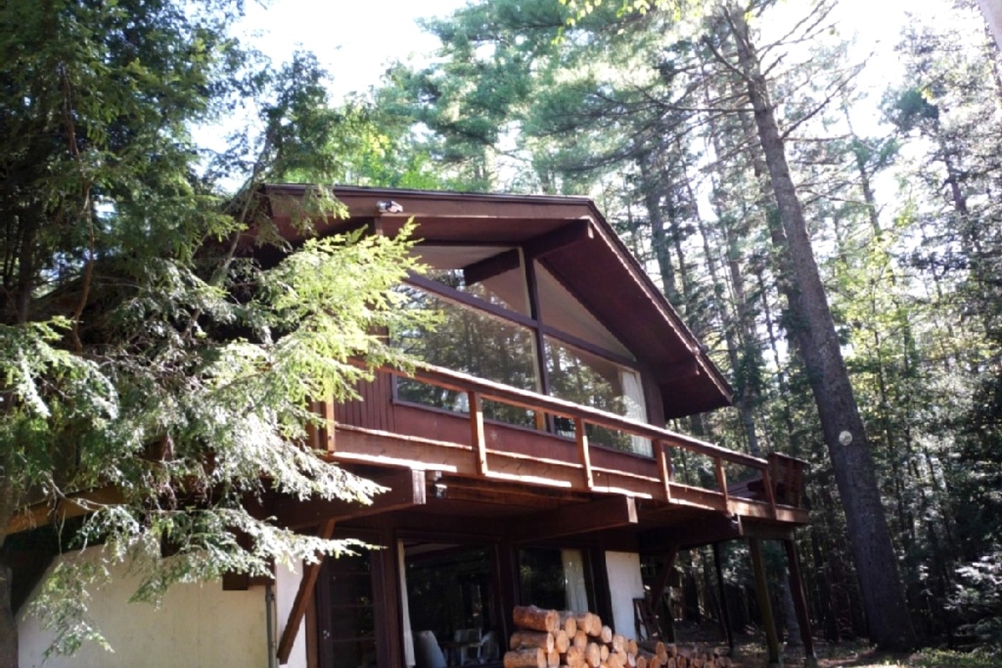 Fabulous Chalet Rental in the Pines