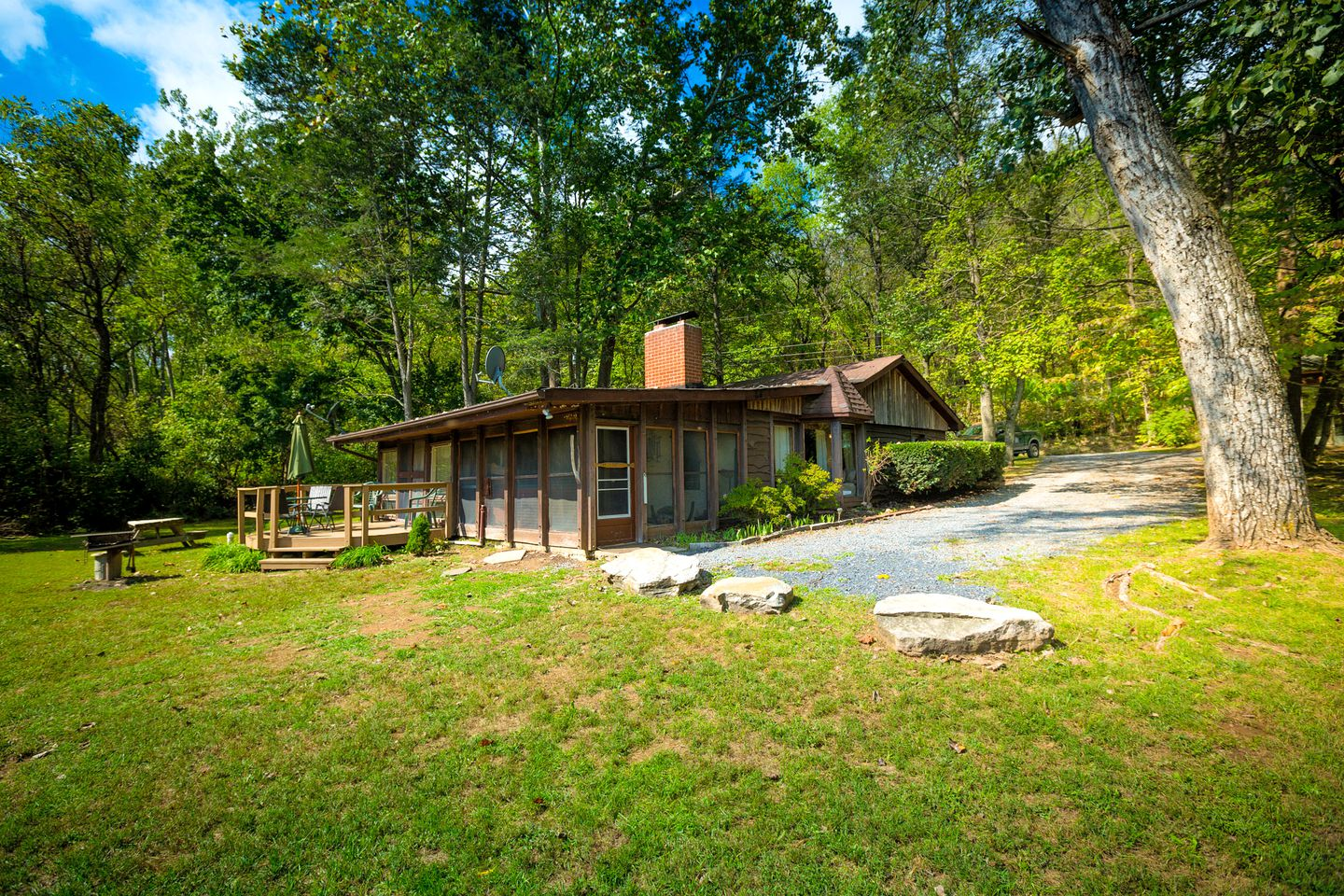 Cabins (Luray, Virginia, United States)