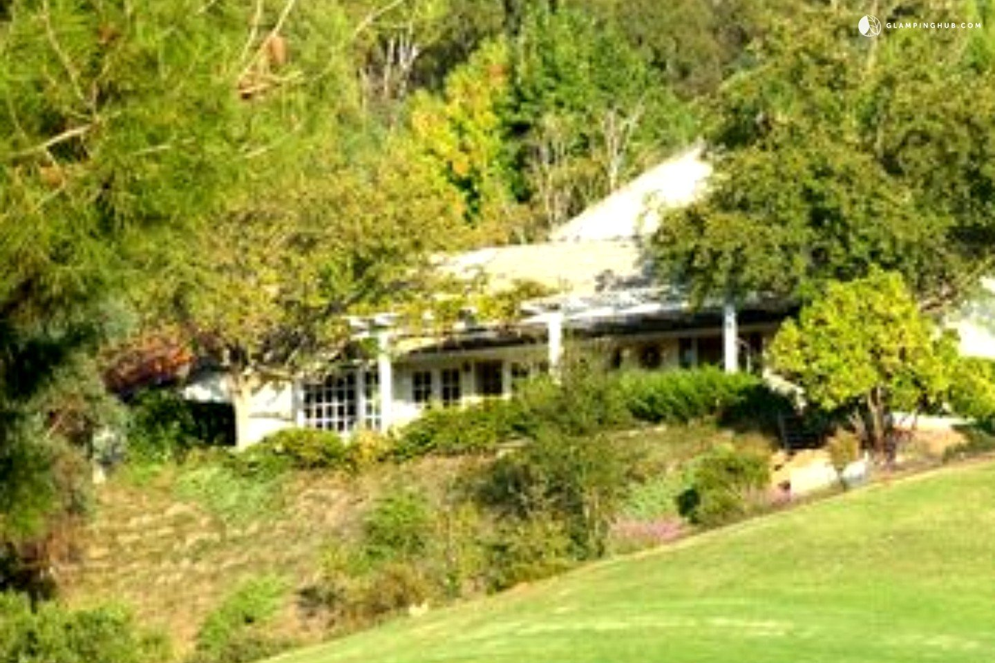 Vacation cottage in fallbrook california for Vacation cottage