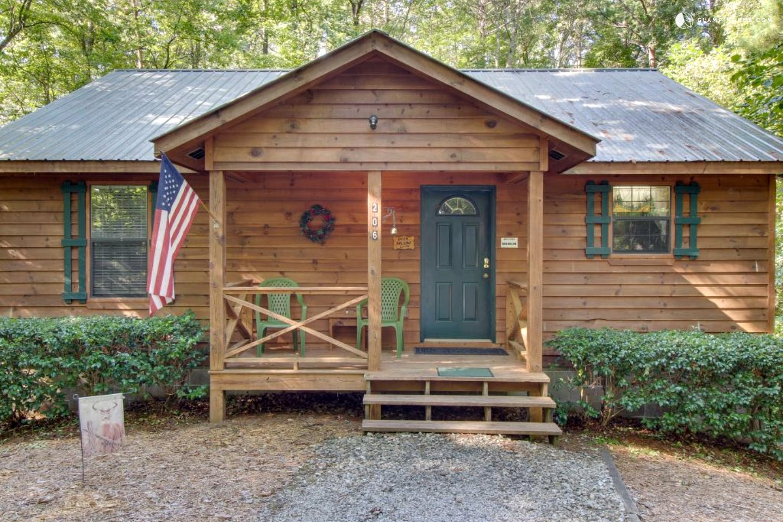 Family Friendly Cabin In Appalachian Mountains Georgia