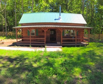Outstanding Unique Cabins For Rent In Michigan Home Interior And Landscaping Ologienasavecom
