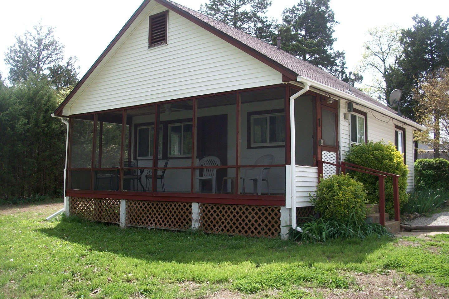 family friendly cabin rental near mountain home arkansas