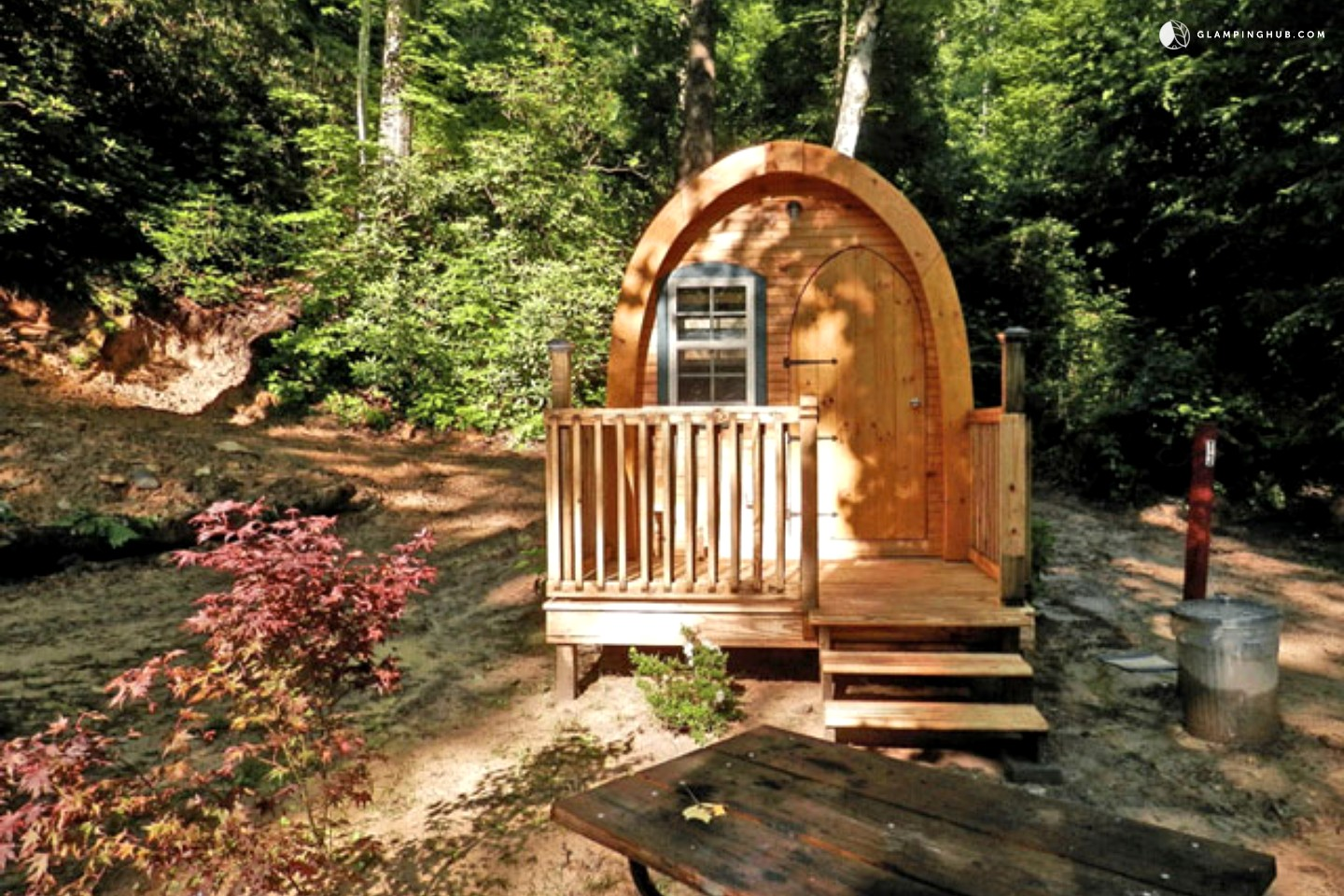Luxury Cabin Rentals In North Carolina Glamping In North