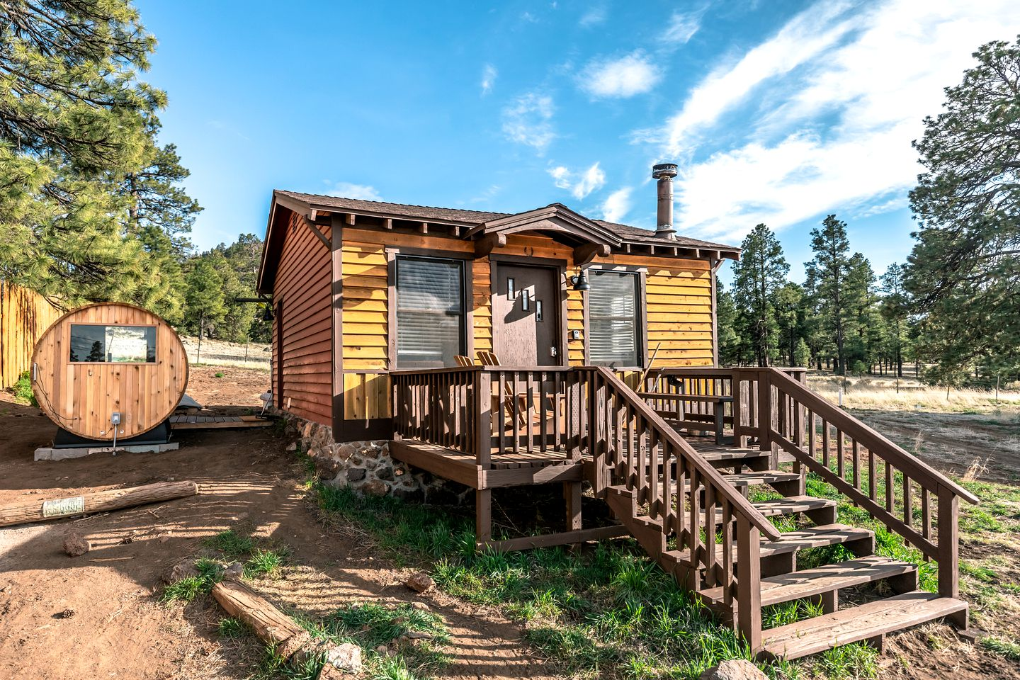 Tiny House rental for the best Flagstaff vacation (Flagstaff, Arizona, United States)