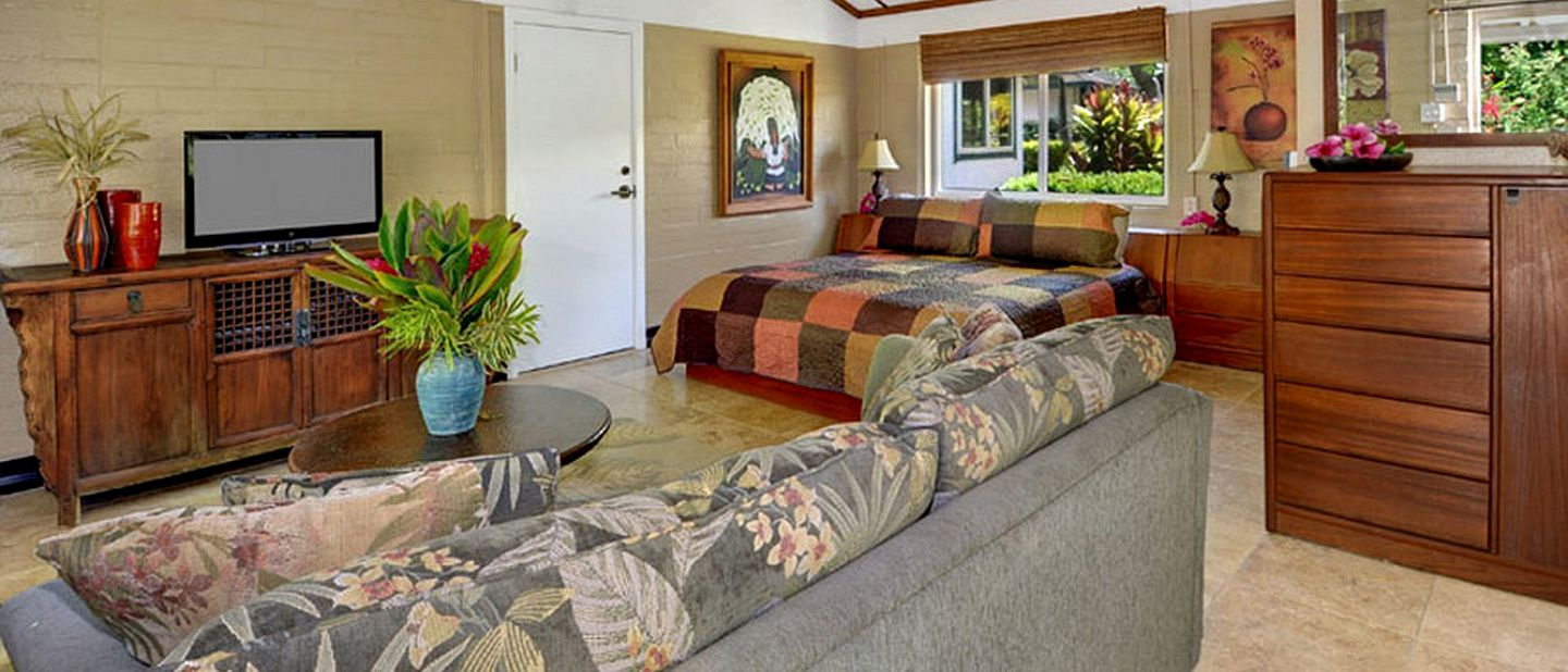Kauai cottages for romantic vacations in Hawaii