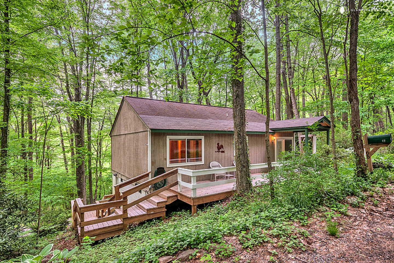 Cabin Rental With Hot Tub Near Cherokee North Carolina